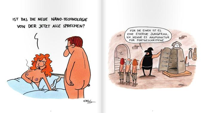 Edition Komische Künste - Kopf hoch von Oliver Ottitsch