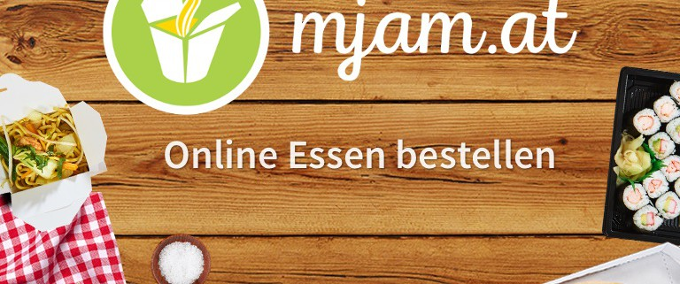 mjam bestellen online